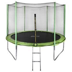 10 ft Trampoline Set w/ Safety Enclosure - Sears