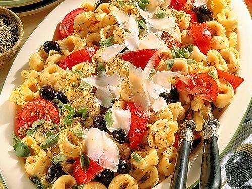 Tortellini-Salat - bildderfrau.de