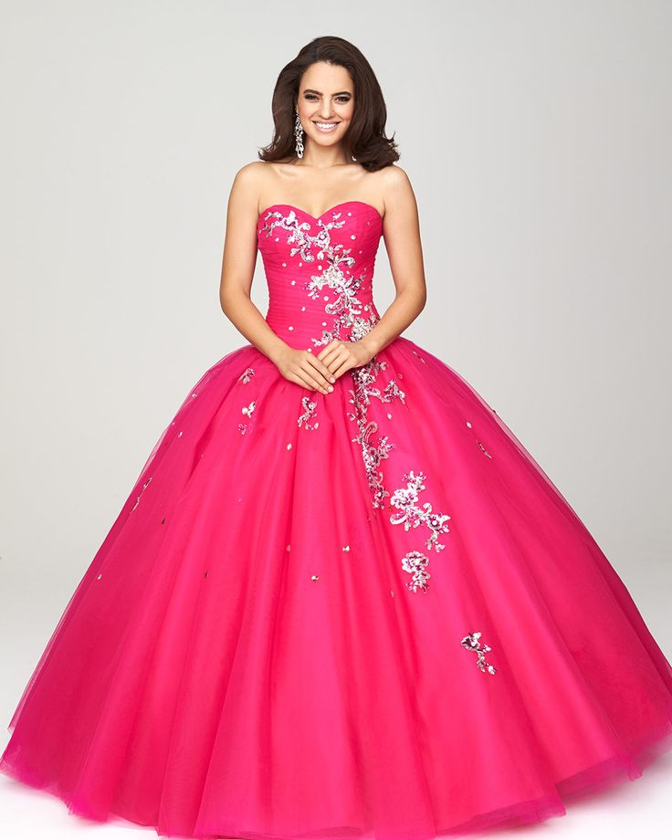 80 best Quinceaneras dresses images on Pinterest | Quinceanera ...
