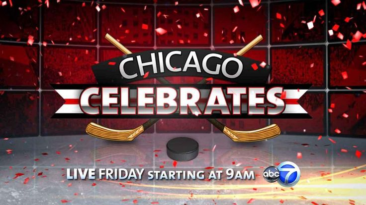 blackhawks parade 2013 photos | 2013 Chicago Blackhawks parade, rally | ABC 7 News LIVE Video ...