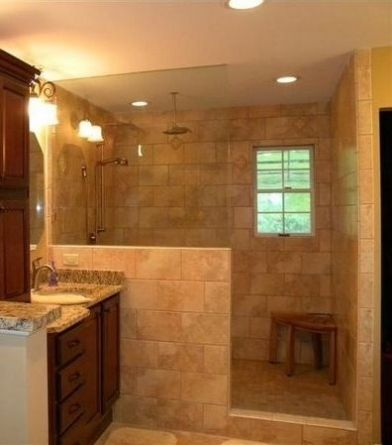 Luxury Walk In Showers best 10+ shower no doors ideas on pinterest | bathroom showers