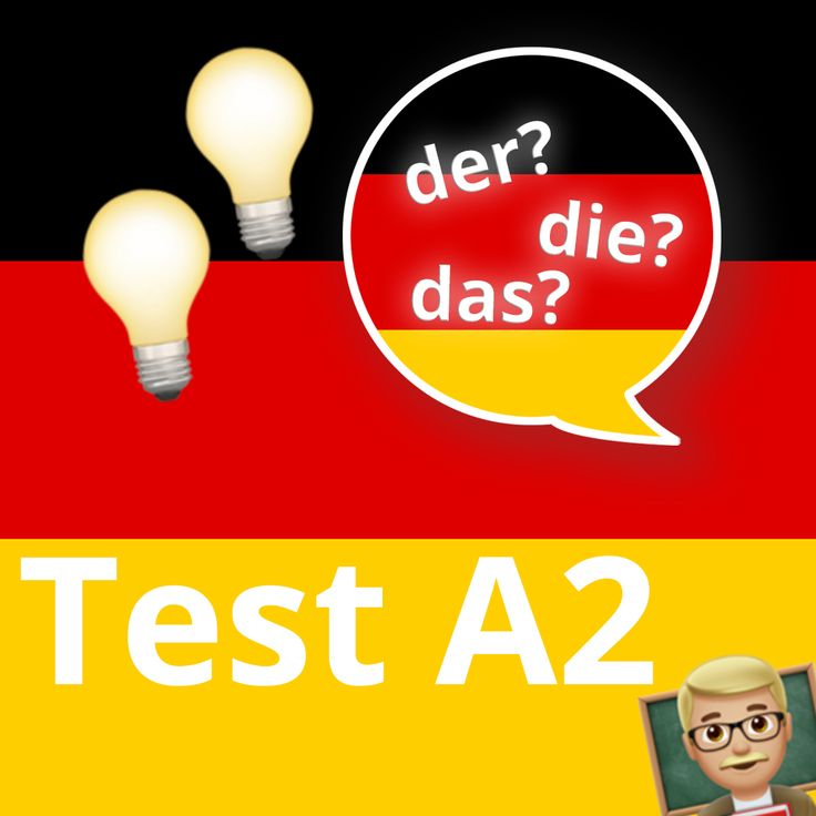 """Der Deutsch-Test für """"der, die, das""""! Wie viele Punkte kannst du haben? (How much can you score?)"""