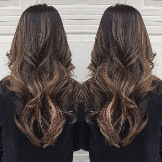 Gorgeous fall hair color for brunettes ideas (78)