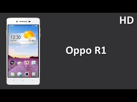 Oppo R1 Comes India with 1.3Ghz Quad Core Processor and 5 Inch IPS Touch Display for Rs. 26990/-