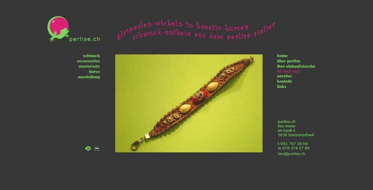 Perlise Website