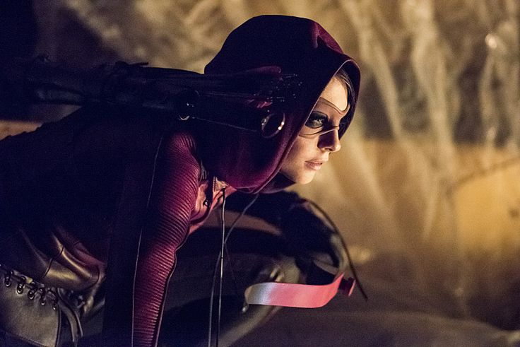 New images from Arrow Season 4 premiere