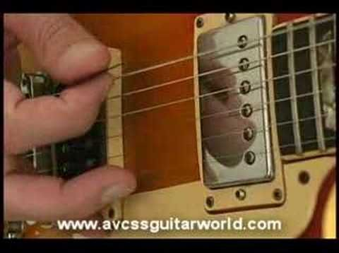 Simple Picking Exercise for Beginner Guitar Players - Guitar Lessons...This is about my pace right now on the guitar.