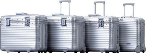 Koffer Profi Shop | Rimowa Pilot / Topas Pilotentrolley 00 silber | online kaufen