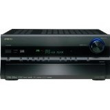 Onkyo TX-SR806 7.1 Channel Home Theater Receiver (Black) (Electronics)By Onkyo