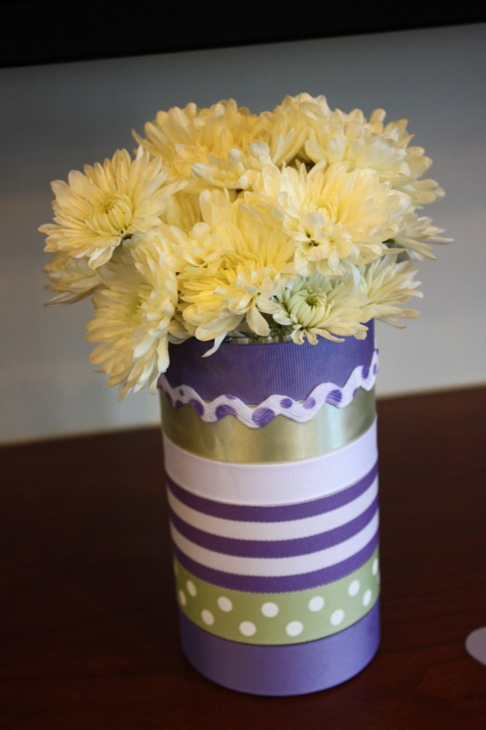 lavender baby shower ideas