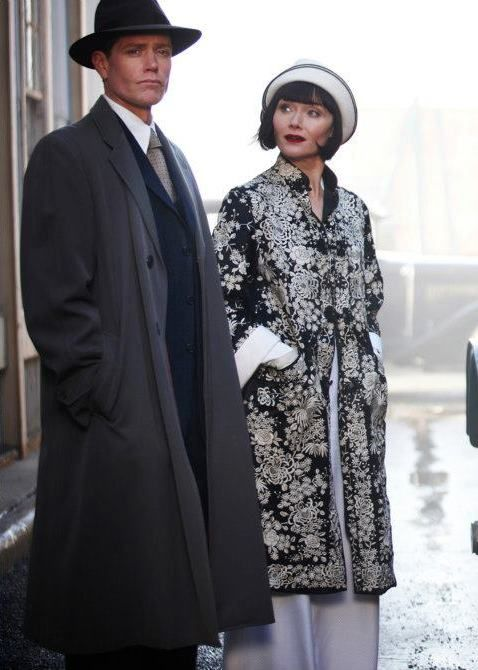 Miss Fisher's Murder Mysteries. One of the most beautiful tv series - Love the 1920s clothes and Melbourne!x