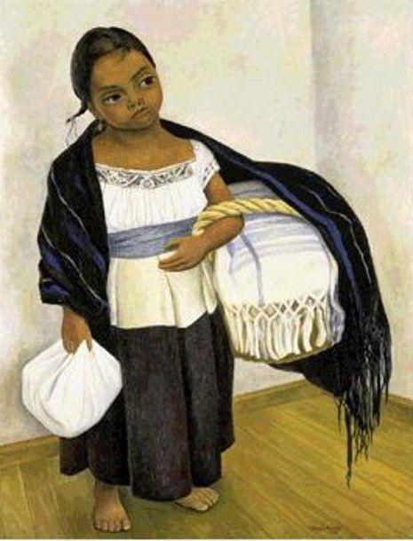 Diego Rivera (1886 – 1957, Mexican)