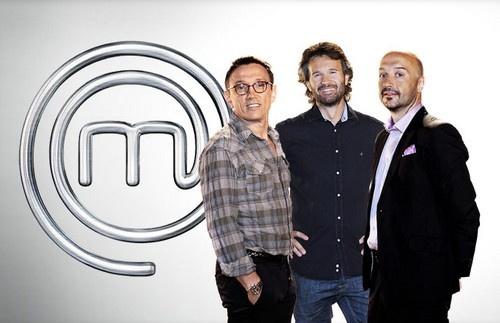 MasterChef Italia - Barbieri, Cracco, Bastianich