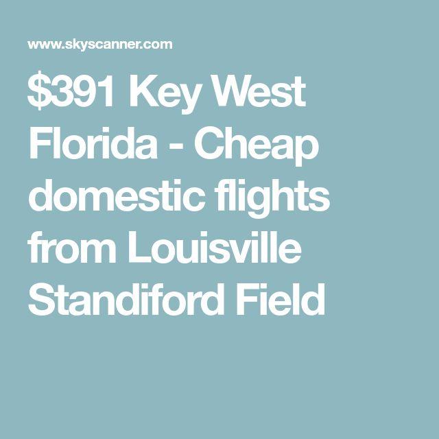 $391 Key West Florida - Cheap domestic flights from Louisville Standiford Field