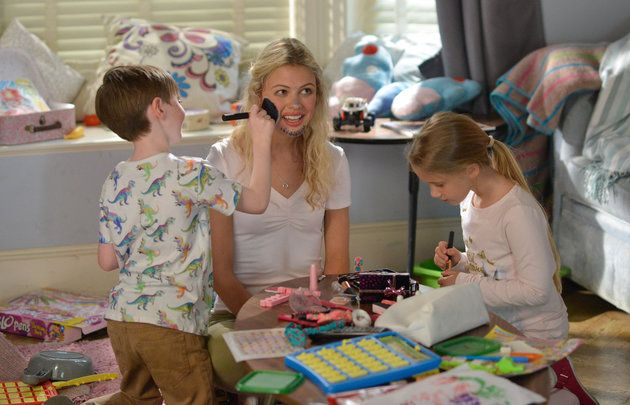 (Image-BBC) 'EastEnders': 11 Current Mysteries We Desperately Need Answers To: 8. Is Jack's nanny really all she seems? Call us overly suspicious, but there's something about Jack's nanny Ingrid we just don't trust. We're not sure whether it's because she's overly nice (something which usually indicates there's a dark side there eg: Stella Crawford, May Wright), or if it's because there's a possibility she could be a plant of Max's as part of his grand plan.