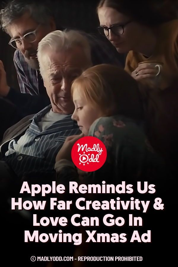 Apples Christmas Ad 2020 Apple Reminds Us How Far Creativity & Love Can Go In Moving Xmas