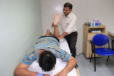 Physiotherapy is given under the specialized and experienced physiotherapist.