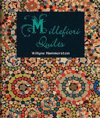 Millefiori Quilts includes patterns for 20 stunning designs and notes about Willyne's life story. Every quilt is a work of art.  Millefiori Quilts 2 is not just for quilters who like English Paper Piecing. Willyne used English Paper Piecing to make her exceptional Millefiori Quilts, but many quilters are already sewing her designs with Inklingo hexagons, diamonds and other shapes. $49.95 for a limited time. In stock. Ships from Niagara Falls NY.