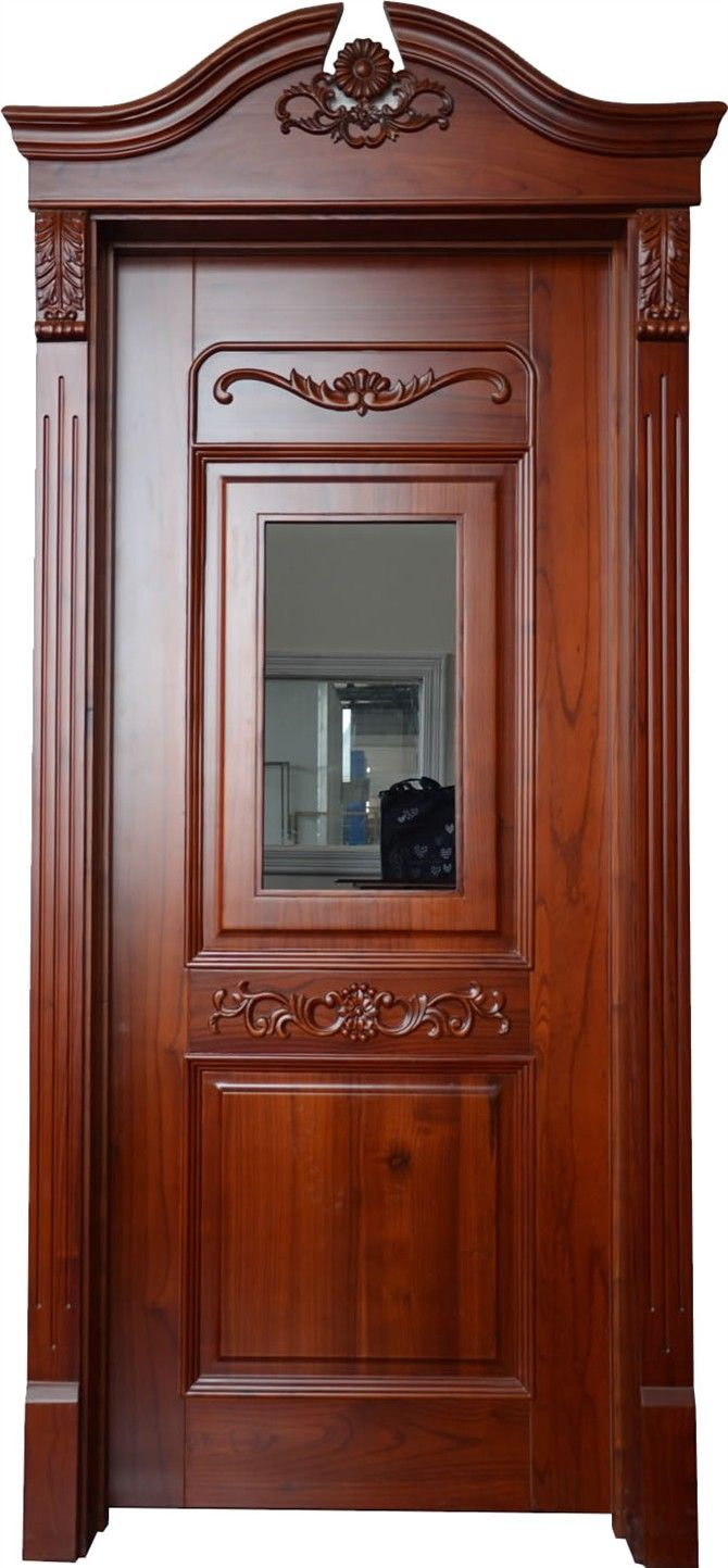 rustic wood doors exterior