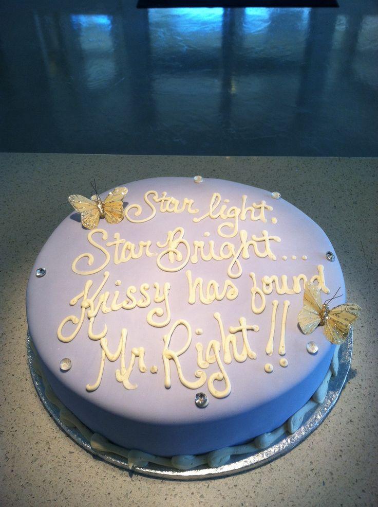 Bachelor Cakes Pinterest