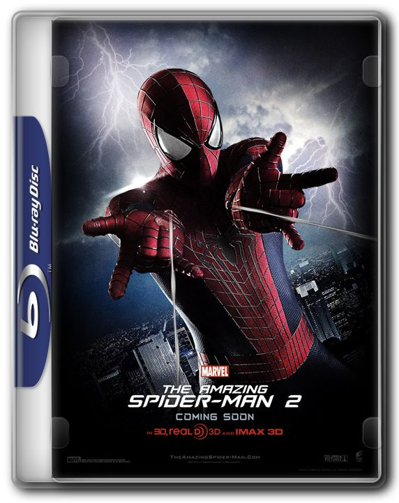 PSPCollections - Free to Download: The Amazing Spider-Man 2 2014 WEB-DL 720p 950MB Ganool