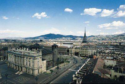 Piazza Castello - Torino, Piemonte, Italia.