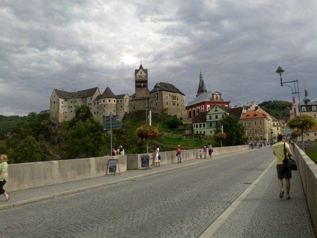 Loket, krásné středověké město