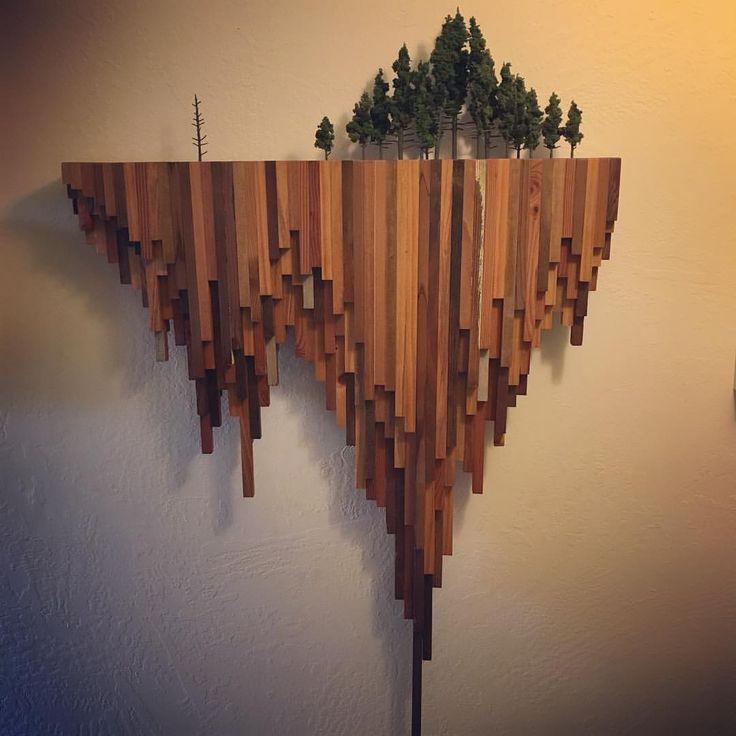 Skulptur von Blaine Fontana. Zuletzt haben wir seine Arbeit als Hi-Fructose v