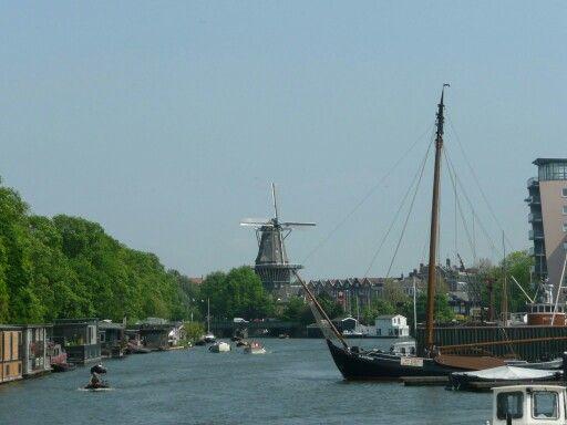 Amsterdam Wittenburgervaart