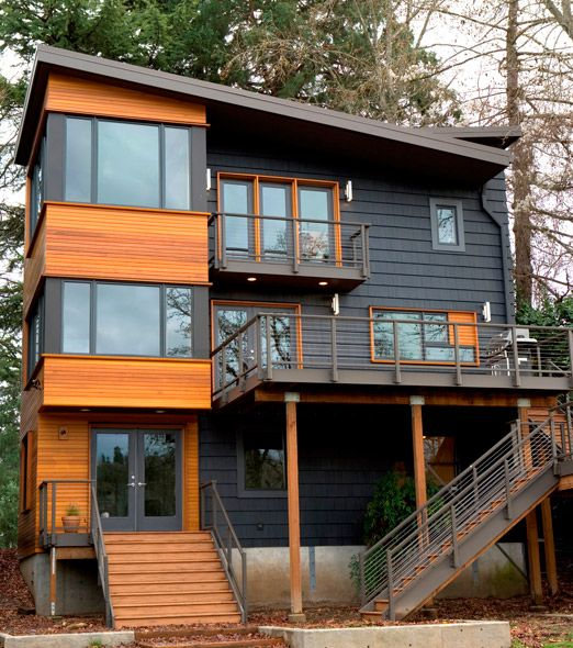41 best modern architecture images on pinterest for Modern house portland