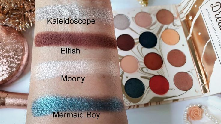 Kathleenlights XColourpop collab Dream St. Eyeshadow palette is a neutral warm toned palette with super blendable formula. #makeup #eye #makeupartist #eyeshadow #motd #beauty