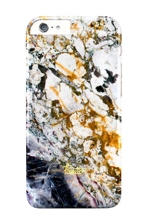 Abandon / Fashionable designed iPhone Marble Case