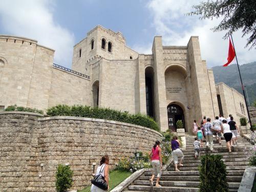 Skanderbeg's Castle -Kruje, Albania - check :)