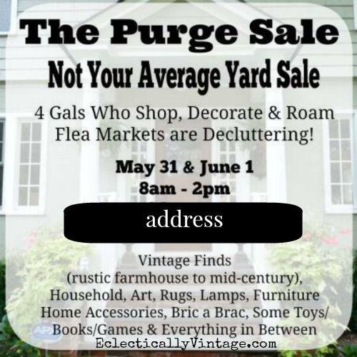 Best 20+ Community garage sale ideas on Pinterest