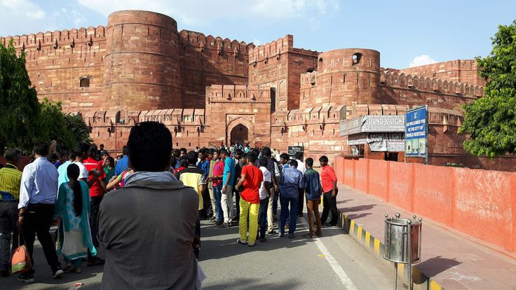 trip journey fort agra revived relived