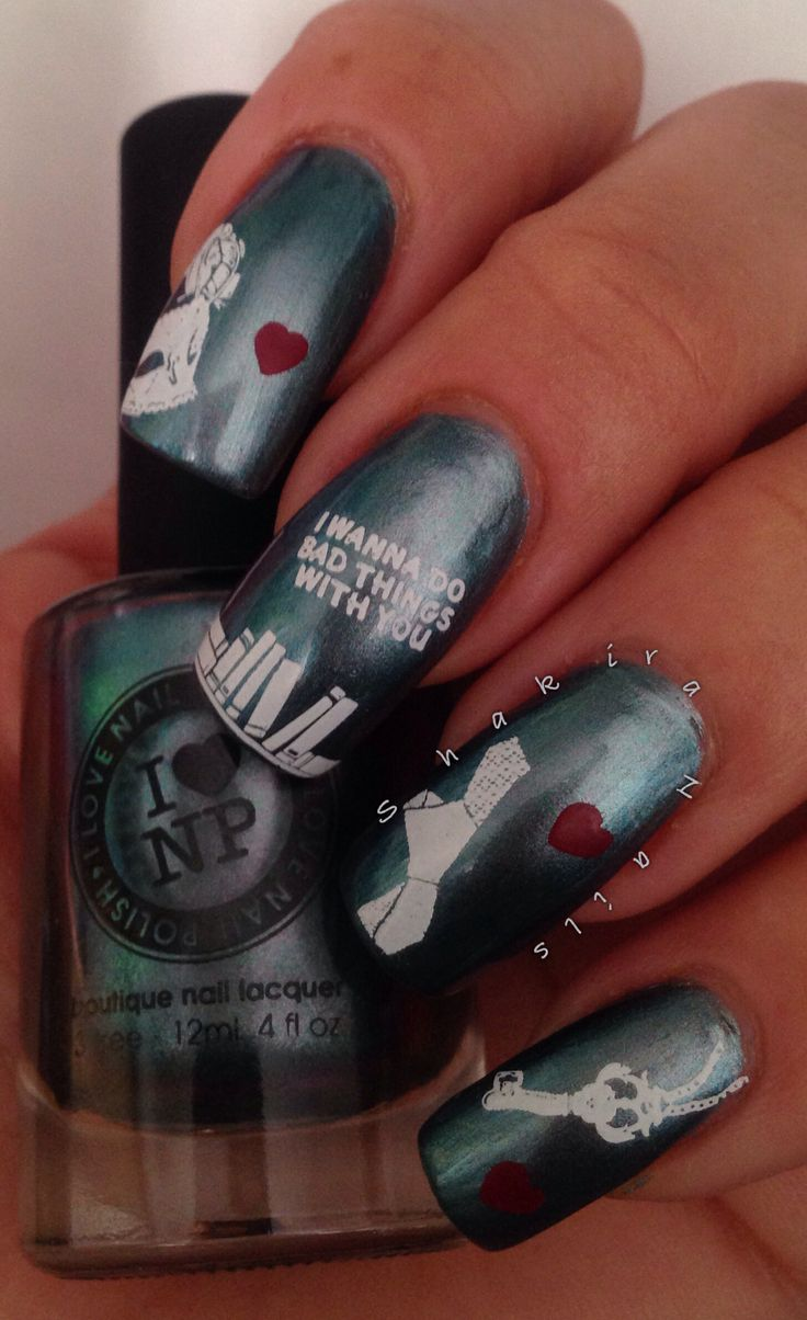 849 best Nails images on Pinterest | Nail scissors, Perfect nails ...