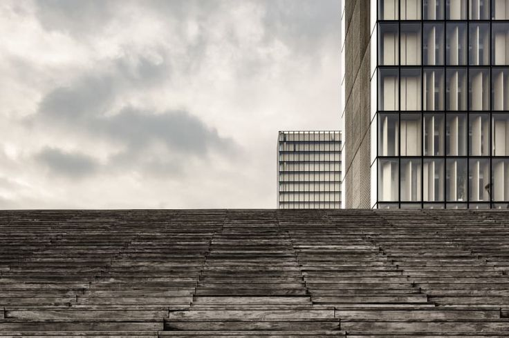 Dominique Perrault Architecture, Davide Galli · National Library of France