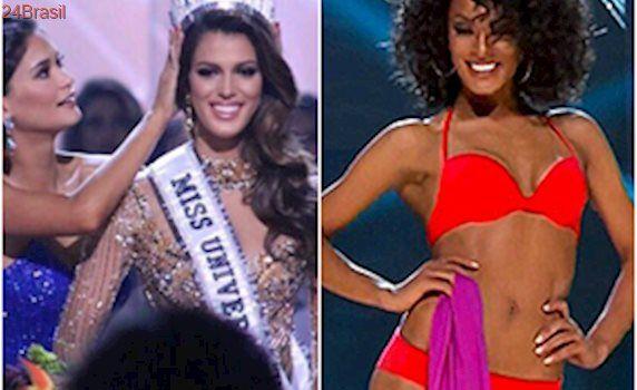 França leva coroa de Miss Universo; brasileira só foi até o top 13 da noite