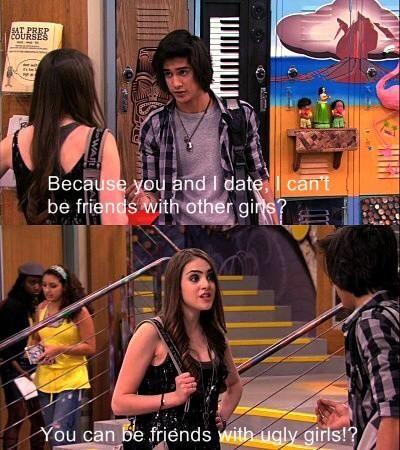 I always loved Jade and Becks relationship