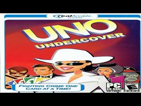 Uno Undercover Windows Vista Gameplay (Topics Entertainement 2008) (HD) - YouTube