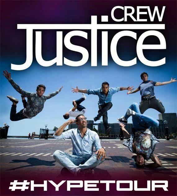 Justice Crew #HypeTour