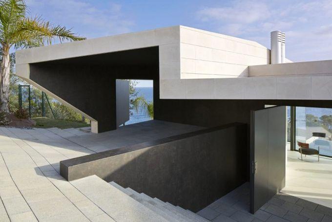 Особняк от Anna Podio Arquitectura (Интернет-журнал ETODAY)
