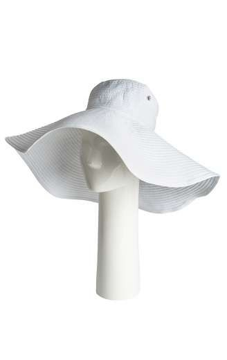 SHAN - Collection 2015 - Hat White - www.shan.ca - #Shan #NewCollection #Accessoires #Sun #Hat #Soleil