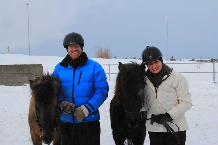 A horseback trek proposal in Iceland, organised by The Proposers!