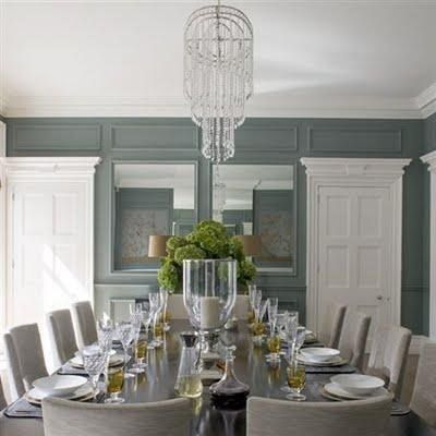 Gray Tufted Dining Chairs