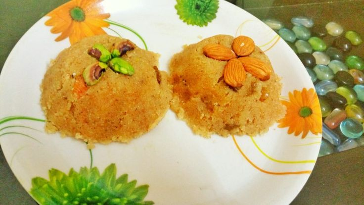 Steps to make Delicious and Sweet Rava Sheera