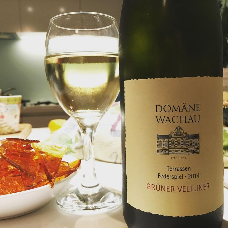 Domane Wachau Gruner Veltliner. Bone dry, peppery white with delicious stone fruit. Incredible value.