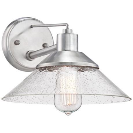 John Timberland® 9  High Nickel Outdoor Wall Light  sc 1 st  Pinterest & 44 best outdoor lighting images on Pinterest   Outdoor lighting ... azcodes.com