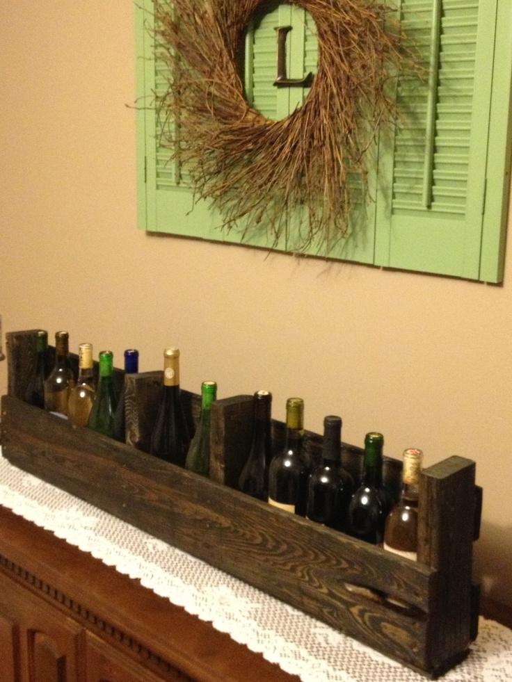 42 best Wine racks crack me up images on Pinterest   Diy wine racks ...