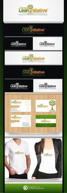 Create A New Logo for The Starting Lean Initiative, An Entrepreneurship Education Program by ka_